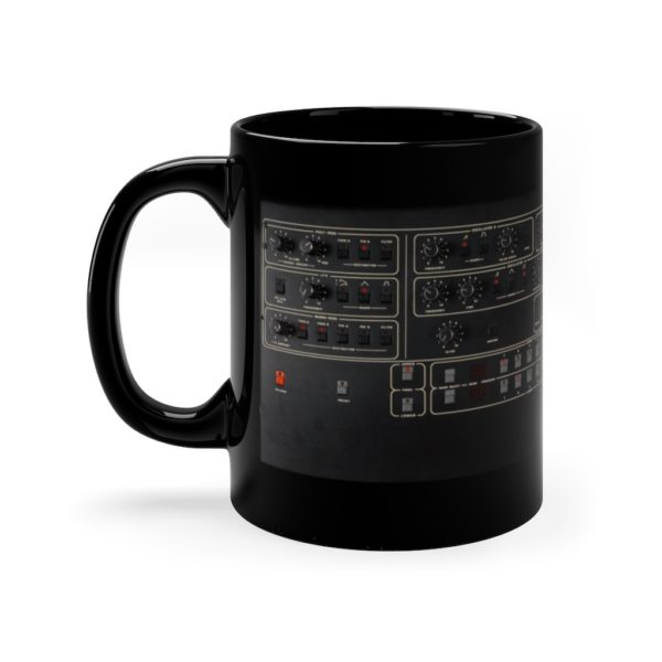 Vintage synth merchandise